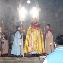 Սբ. Սարգսի տոնակատարությունը Տաթևի վանքում